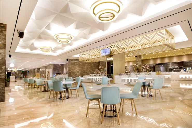 RESTAURANT Grand Orchardz Hotel Kemayoran
