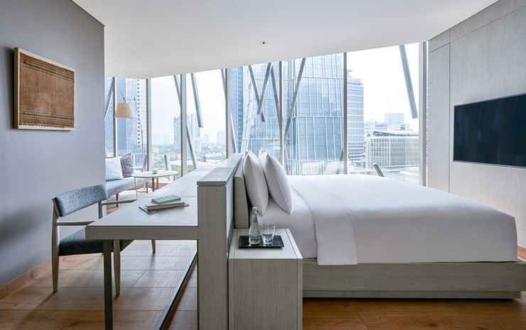 Alila SCBD Jakarta Jakarta - XL Studio King Flexible Rate Room Only