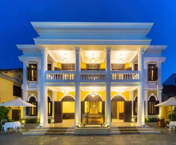 EXTERIOR_BUILDING Hoi An Central Hotel