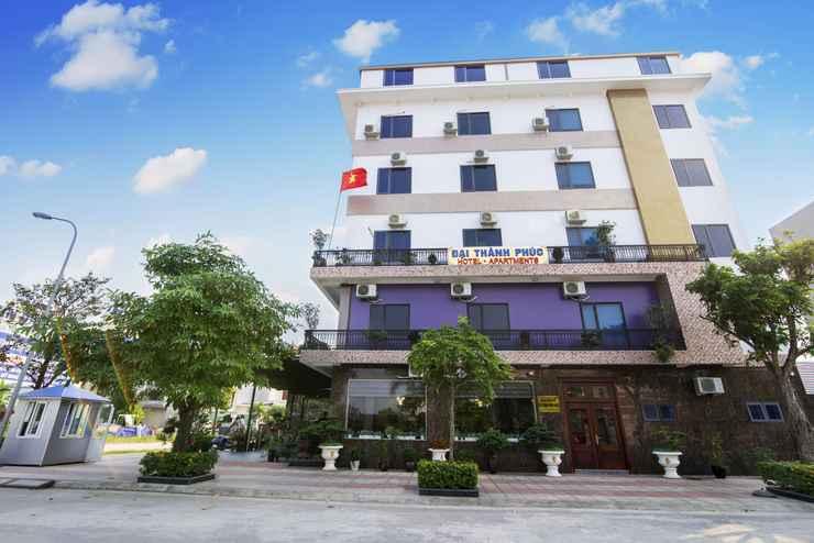 EXTERIOR_BUILDING Khách sạn Đại Phúc Thanh