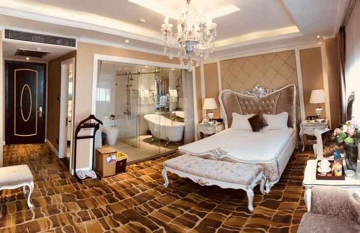 BEDROOM Hoang Trieu Hotel Saigon