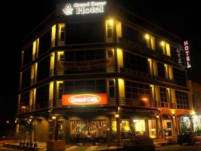 EXTERIOR_BUILDING Grand Kapar Hotel