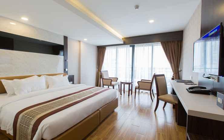 Golden Jomtien Beach Hotel Chonburi - Cool Studio King