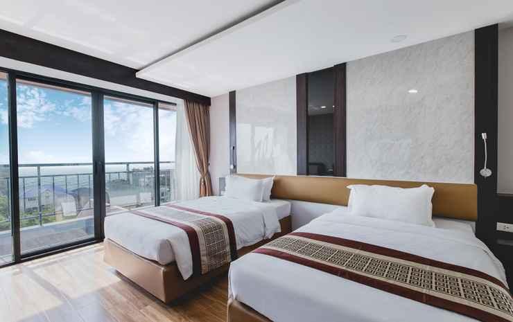 Golden Jomtien Beach Hotel Chonburi - Cool Studio Twin