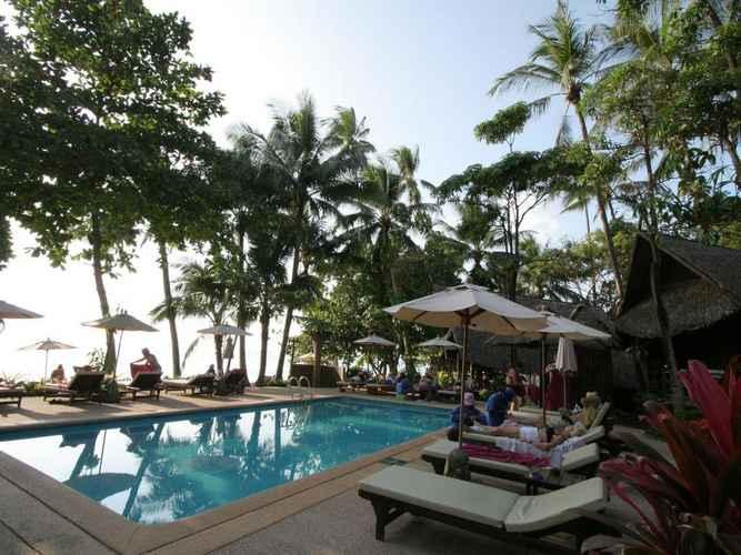 SWIMMING_POOL โรงแรมบ้านปู เกาะช้าง