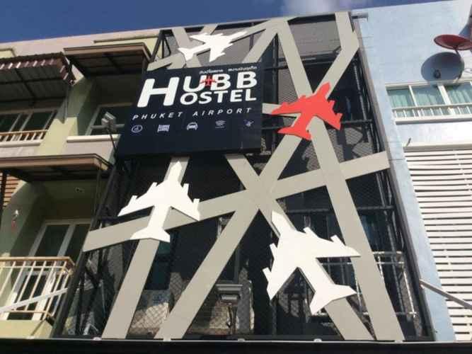 EXTERIOR_BUILDING Hubb Hostel Phuket Airport