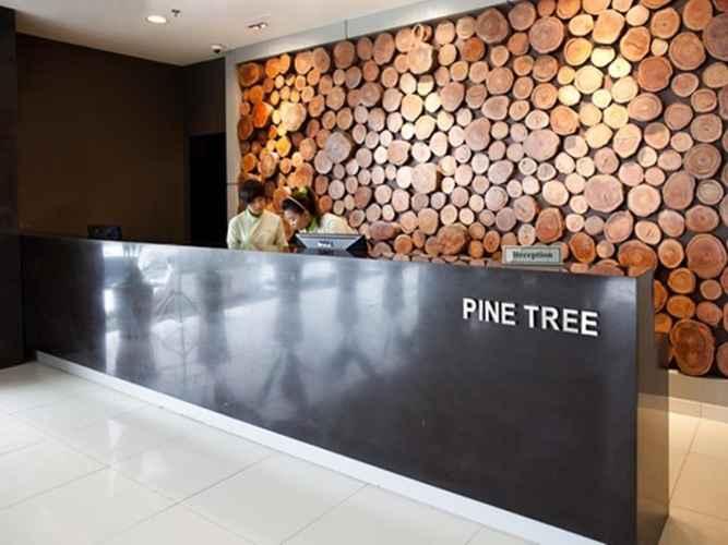 LOBBY Pinetree Hotel