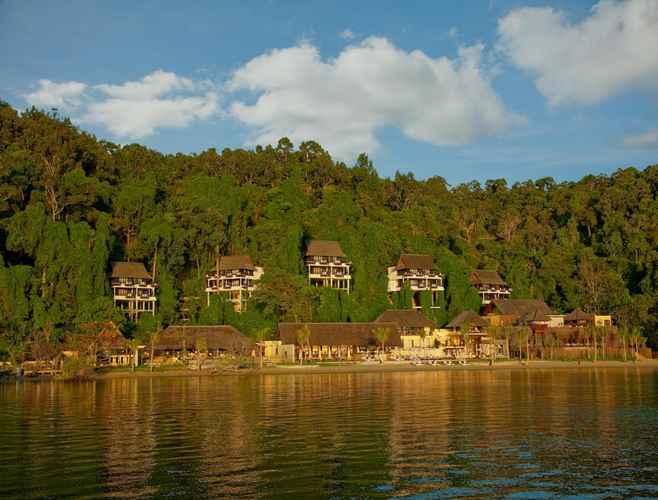 EXTERIOR_BUILDING Gaya Island Resort