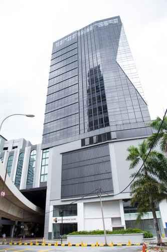 EXTERIOR_BUILDING Imperial Regency Suites & Hotel Petaling Jaya (formerly known as Nexus Regency Suites & Hotel Petaling Jaya)