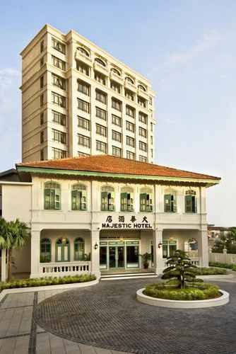EXTERIOR_BUILDING The Majestic Malacca