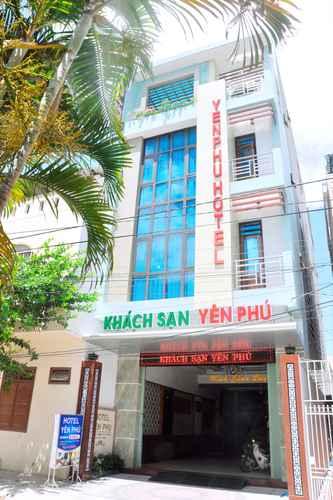 EXTERIOR_BUILDING Khách sạn Yên Phú