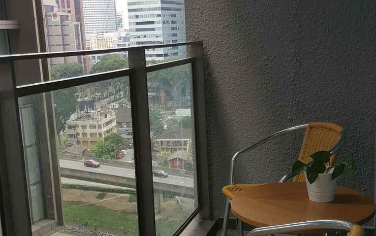 Inspired Homes @ Mercu Summer Suites Kuala Lumpur - Studio Room #3A