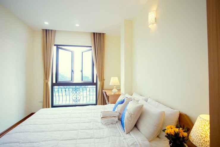 BEDROOM Granda Quan Hoa Apartment