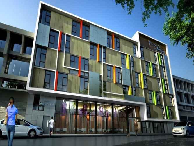 EXTERIOR_BUILDING FX Hotel Metrolink Makkasan