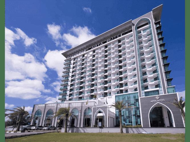 EXTERIOR_BUILDING Adya Hotel Langkawi