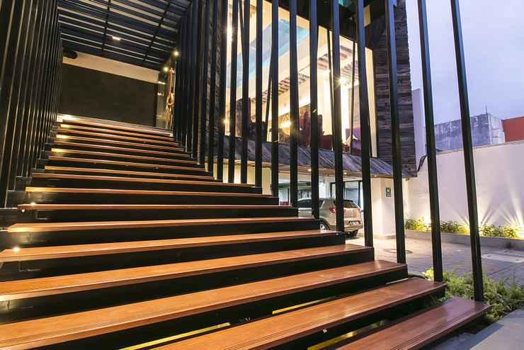 EXTERIOR_BUILDING Posto Dormire Hotel