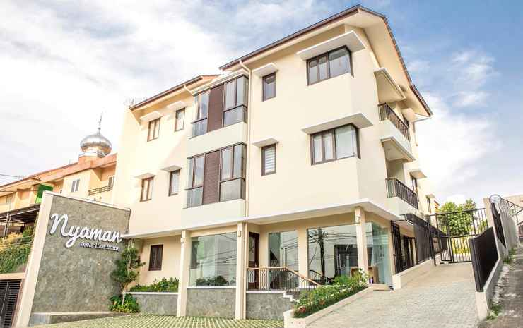 Nyaman Townhouse & Apartment Bogor - Nyaman Apartment 1 Bedroom