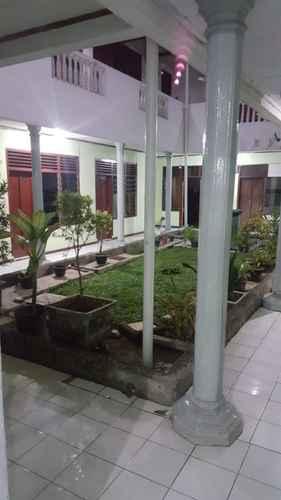 EXTERIOR_BUILDING Hotel Borobudur Kemayoran