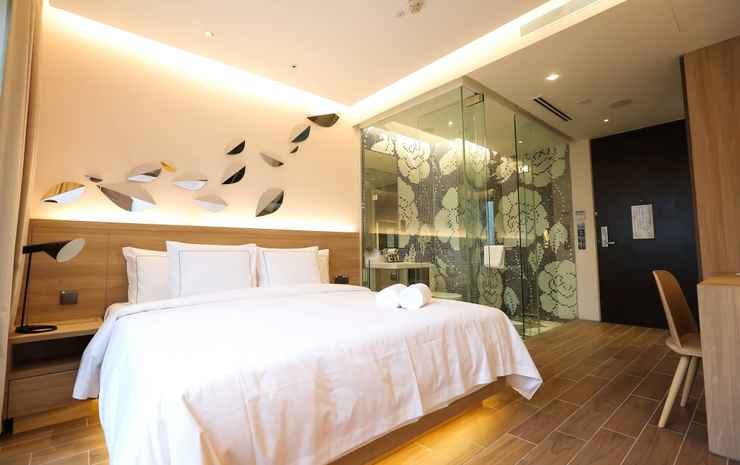 Populous Hotel Singapore - Premier King Room (With Window)