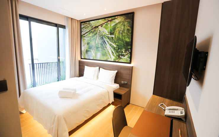 Populous Hotel Singapore - Standard Queen Room (With Window)