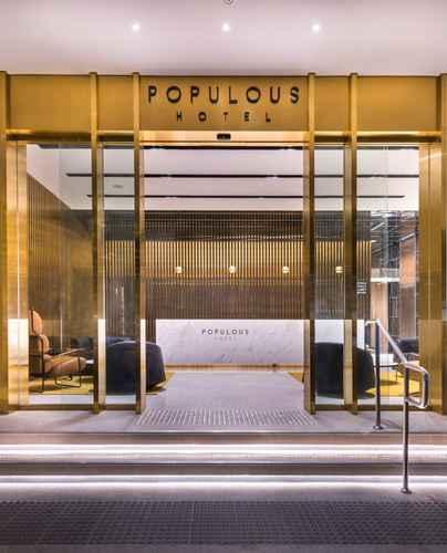 EXTERIOR_BUILDING Populous Hotel