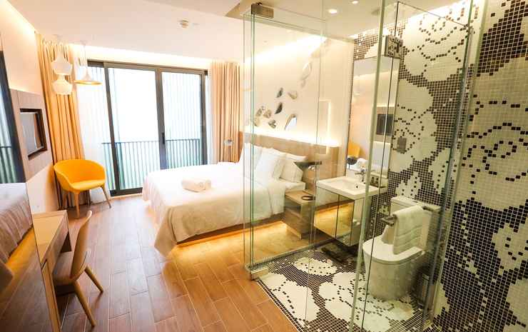 Populous Hotel @ Bugis Singapore - Premier King Room with Business Center Benefits (With Window) - 2 Persons