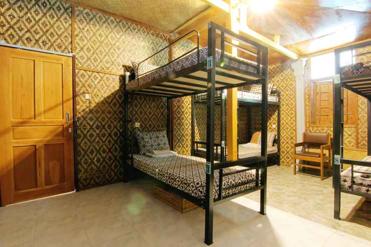 BEDROOM Bilik Bamboo Dormitory