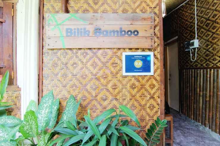 LOBBY Bilik Bamboo Dormitory
