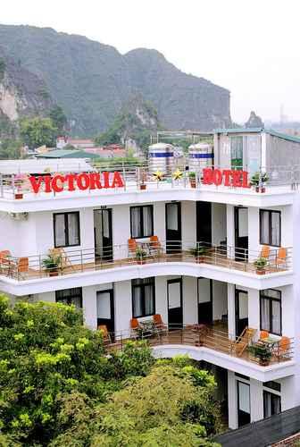EXTERIOR_BUILDING Tam Coc Victoria Hotel