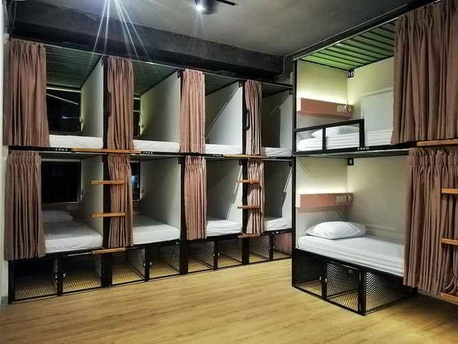 BEDROOM Pinx's Hostel