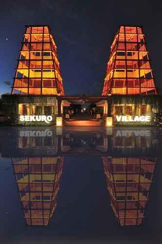 LOBBY Sekuro Village Beach Resort