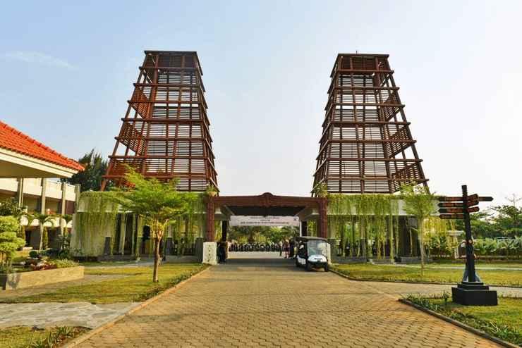 EXTERIOR_BUILDING Sekuro Village Beach Resort