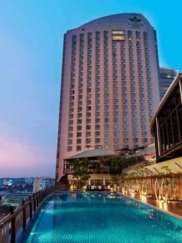 EXTERIOR_BUILDING The Gardens - A St Giles Signature Hotel & Residences Kuala Lumpur