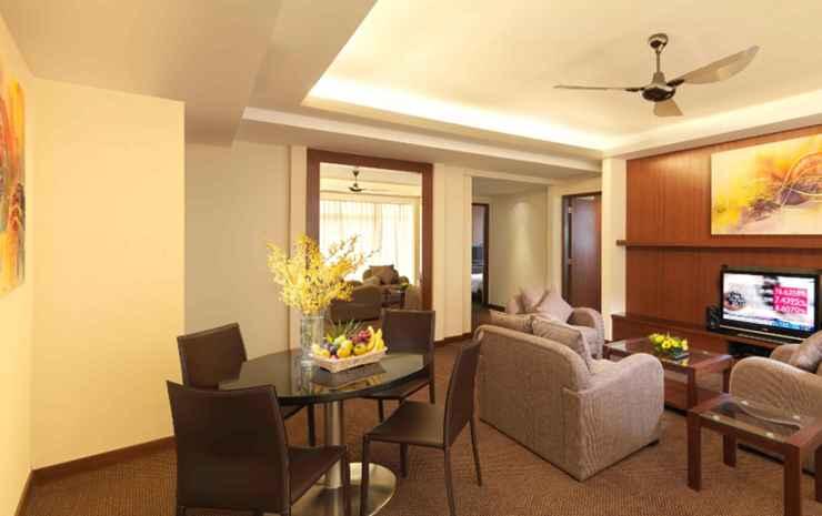 The Gardens - A St Giles Signature Hotel & Residences Kuala Lumpur Kuala Lumpur - Kamar, 2 kamar tidur