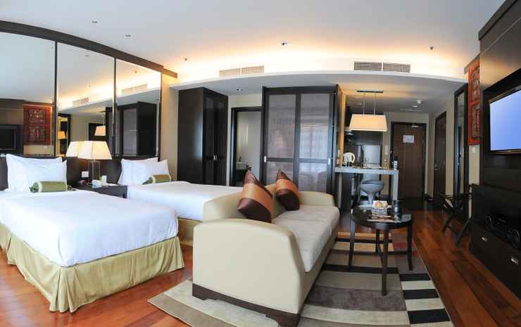 Micasa All Suite Hotel Kuala Lumpur - 1 Bedroom Studio Twin Non Smoking Room Only