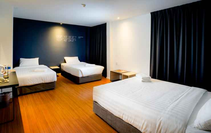 H Boutique Hotel Xplorer Maluri Cheras Kuala Lumpur - Deluxe Family 4
