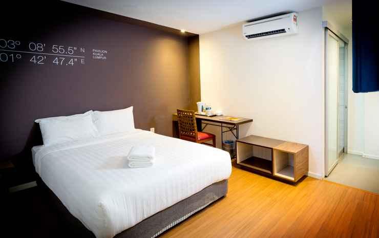 H Boutique Hotel Xplorer Maluri Cheras Kuala Lumpur - Superior Queen Without Window