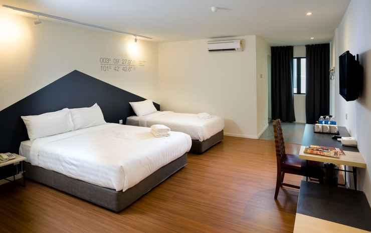 H Boutique Hotel Xplorer Maluri Cheras Kuala Lumpur - Deluxe Family 3