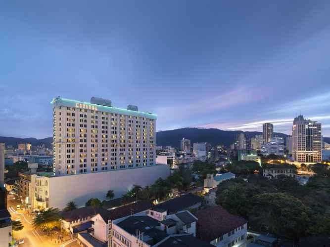EXTERIOR_BUILDING Cititel Hotel Penang