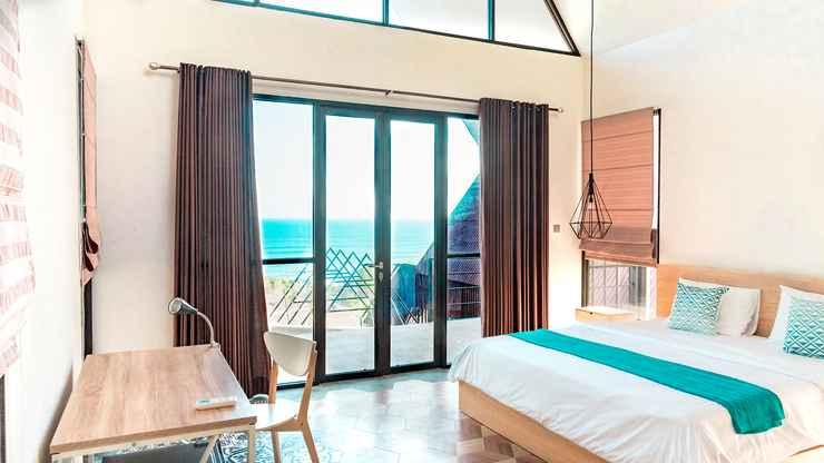 BEDROOM Radika Paradise Villa & Cottage