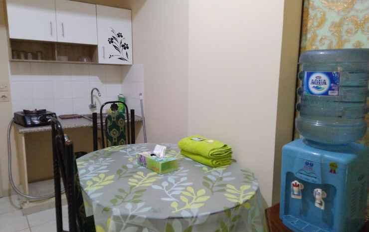 NARA Room @ Grand Centerpoint Apartment Bekasi Bekasi - Studio Room + wifi