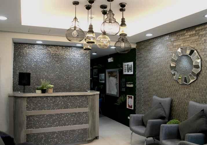 LOBBY Ortigas Budget Hotel - Kapitolyo