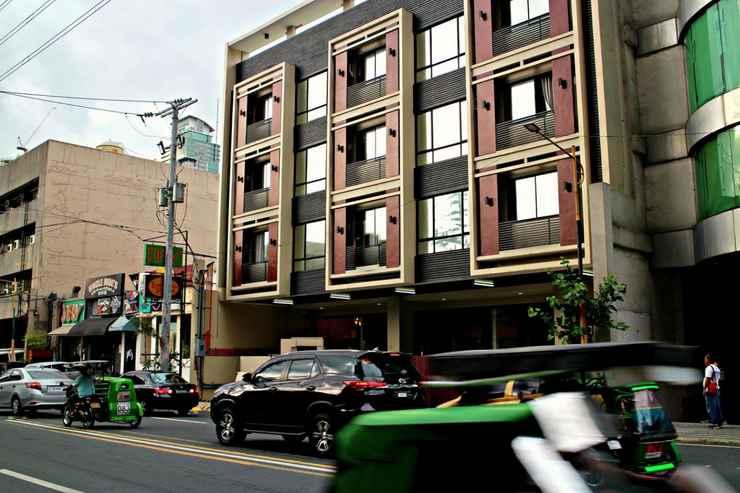 EXTERIOR_BUILDING Ortigas Budget Hotel - Kapitolyo
