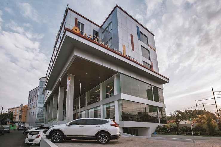 EXTERIOR_BUILDING The Azana Hotel Airport Semarang