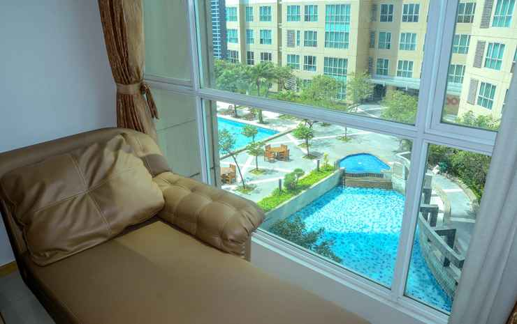 Exclusive 2 BR Gandaria Heights Apartment with Mall Access by Travelio