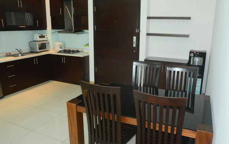 Exclusive 2 BR Gandaria Heights Apartment with Mall Access by Travelio Jakarta -