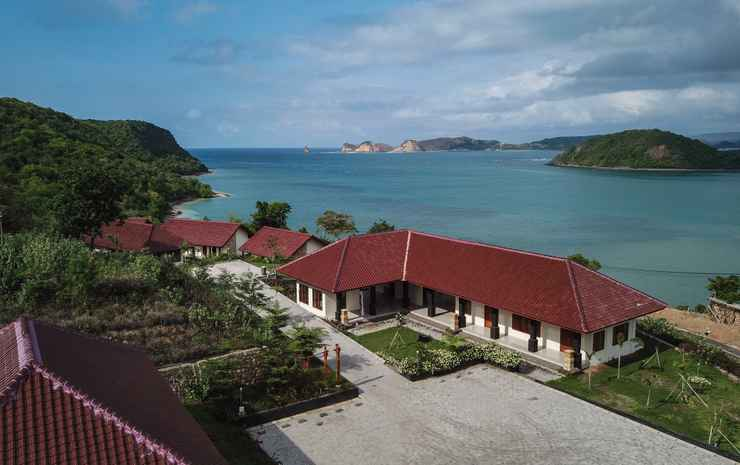 Tunak Cottage Lombok - Double Room with Sea View