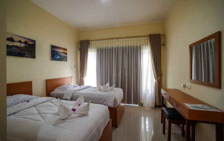 Tunak Cottage Lombok - Twin Room with Sea View