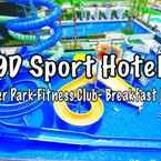 SWIMMING_POOL 9D Sport Hotel