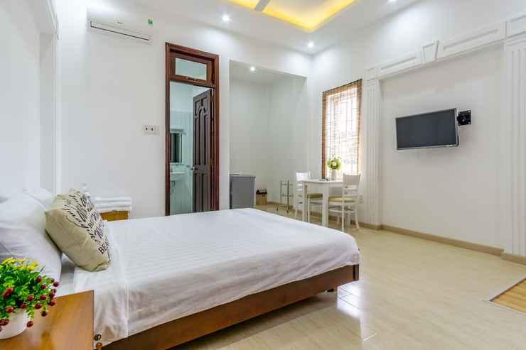 BEDROOM APA Saigon Hotel